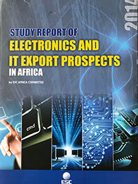 Study Report of electronics and IT export prospects